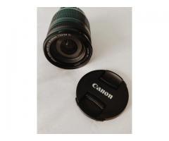 Lente Canon Ef-s 18-200 Mm (incluye Parasol)