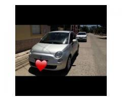 VENDO FIAT 500  CULT
