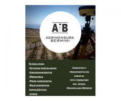 AGRIMENSURA BERMINI-
