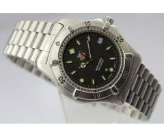 Reloj Tag Heuer Modelo Profesional 2000 Automatico Original