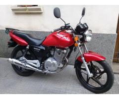 Vendo Moto Suzuki A_2 125 CM3 .Papeles al dia.VTV.