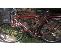 Bicicleta Inglesa rodado 26 con canasto rigido promocion Navidad