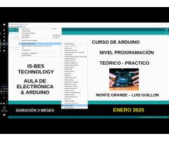 Curso de Arduino & Electronica