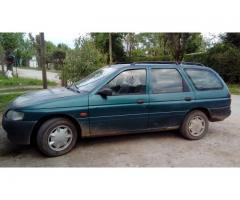 vendo ford escort rural