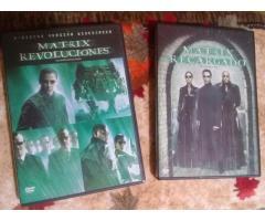 Películas dvd Matrix