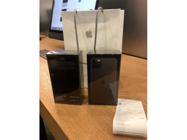 Apple iphone 11 pro max 512gb desbloqueado de fábrica