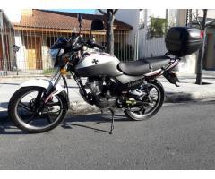 Moto Zanella Rx 150 Ghost G3 2015