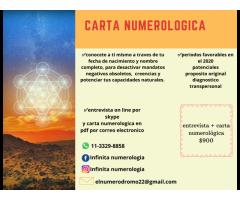 numerologia holistica entrevista on line