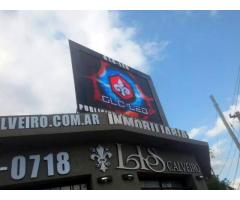 Pantalla de Led Outdoor P10 3 x 2 metros