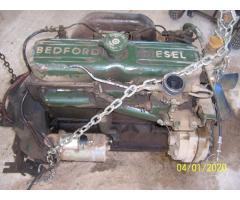 motor bedford diesel
