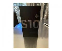Samsung Galaxy S10 + Plus original DESBLOQUEADA 128 / 8GB