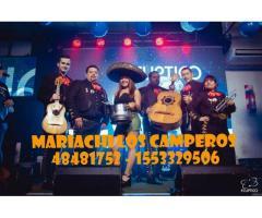 Mariachi los Camperos de Argentina