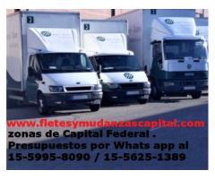 Mudanzas económicas en Caballito-Boedo-P.Chacabuco