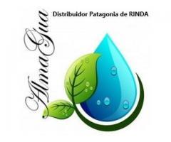 ALMAGUA HIDROGEL RINDA EN PATAGONIA
