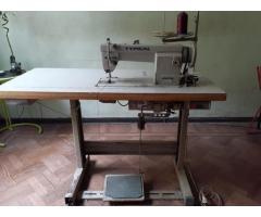 Maquina De Coser Industrial Recta Typical