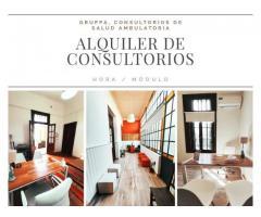 ALQUILER CONSULTORIOS DE SALUD