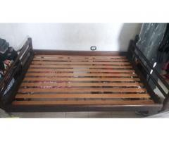 Vendo cama Doble plaza