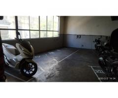 Alquilo cochera cubierta para motos en Recoleta! $1.500!!