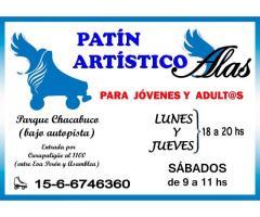 PATIN PARA ADULT@S en Parque Chacabuco