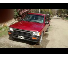 Vendo Toyota Hilux 2001