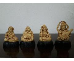 7 dioses de la fortuna
