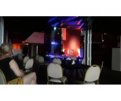 Salón para eventos cumplaños ensayos de bailes canto str