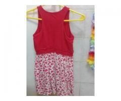 Vestido de nena Mimo