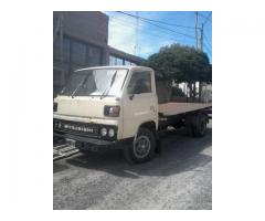 Combo 2 camiones Mitsubishi Canter