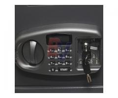 Caja de seguridad Zurich. Con Ranura y teclado digital. CF00026.