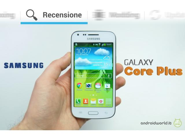 Samsung Galaxy Core Plus Blanco para Claro $1.8 - 2/4