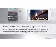 Samsung Galaxy Core Plus Blanco para Claro $1.8 - Imagen 4/4