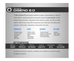 Clases de Diseño aplicado photoshop illustrator after effects
