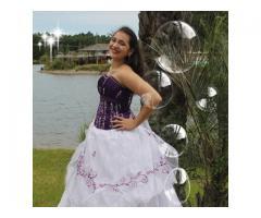 Alquiler de vestidos de quince años- Decoración de dalones