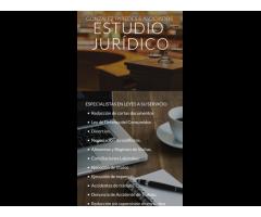 ABOGADO / ESTUDIO JURIDICO