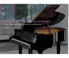 Afinador de pianos en Rosario