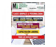Curso Informática Redes Sociales Marketing Digital E-  Commerce