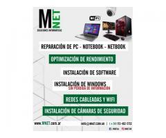 Reparación de PC Cambio de Windows sin perdida de información!