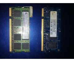 Memoria para notebook de 3 gb ddr2