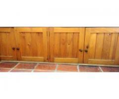 ALACENA - MUEBLE PARA GUARDAR ARTICILOS VARIOS madera cedro