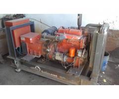 Grupo electrógeno Bounus 36 kva. trifasico motor Perkins 4