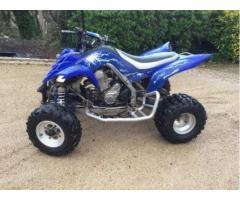 Quad Yamaha raptor 700