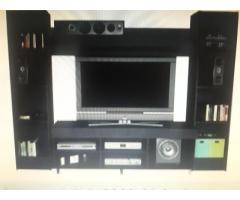 Rack mueble tv
