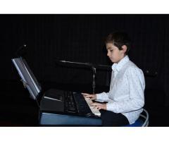Clases de piano, teclado y órgano
