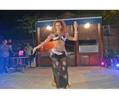 SHOW árabe odalisca danza árabe para eventos y Agasajos