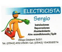INSTALADOR ELECTRICISTA - SERIEDAD Y PROFESIONALISMO