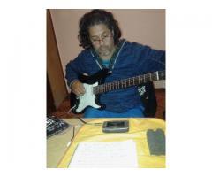 Clases de Guitarra, Bajo y Ukelele a Domicilio