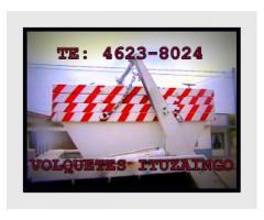volquetes ituzaingo-alquler de volquetes en zona oeste 1400$ te 46238024/1538158903