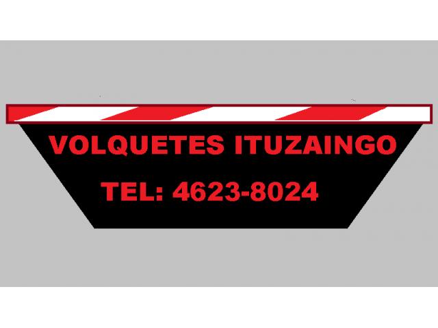 volquetes ituzaingo-alquler de volquetes en zona oeste 1400$ te 46238024/1538158903 - 4/4