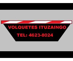 volquetes ituzaingo-alquler de volquetes en zona oeste 1400$ te 46238024/1538158903 - Imagen 4/4