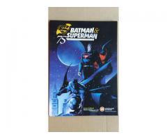 Batman & Superman 75 años en figuras y coleccionables